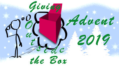 Giving Outside the Box image